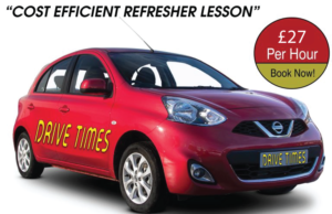 Refresher Driving Lessons London