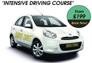 Intensive Driving lessons Winchmore Hill