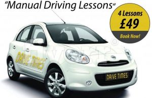 Driving lessons in North London
