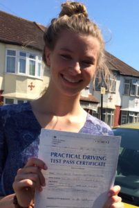Female Driving Instructors North London