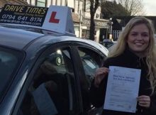 Driving Lessons islington n1