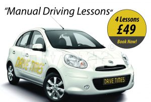 Driving Lessons Palmers Green