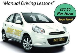 Manual driving lessons London